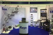 Koyo UK at the Cromwell Exhibtion 2016