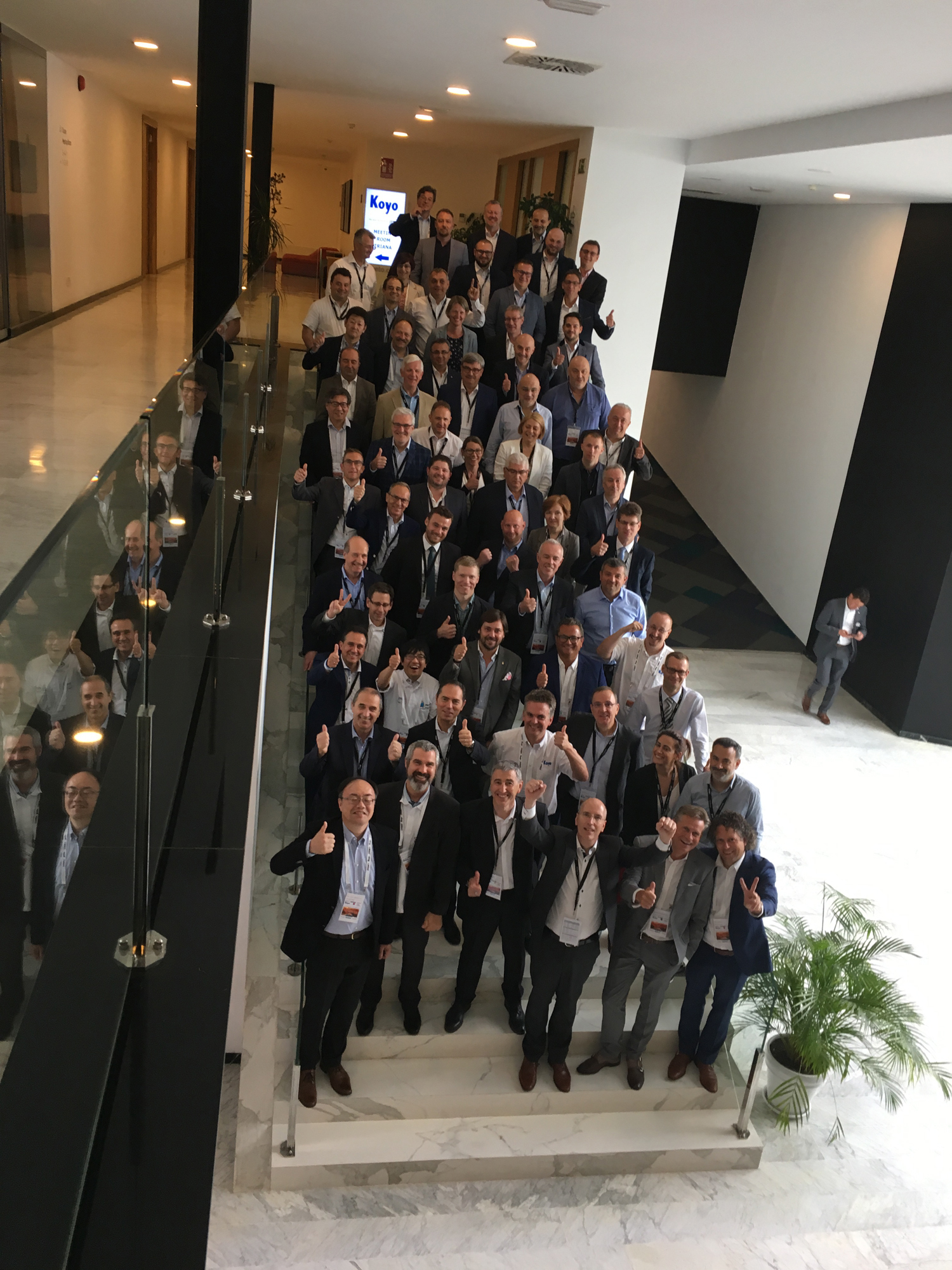 JTEKT Koyo European Distributor Convention 2018