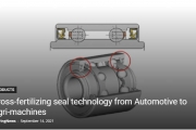 Koyo introduces pack seal for Agricultural machine applications